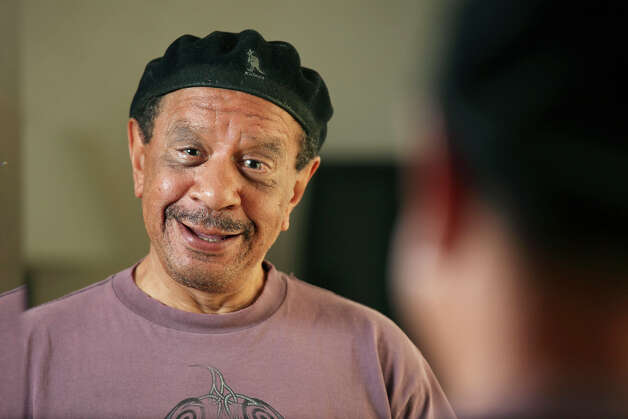 "Portrait of Sherman Hemsley Friday Jan. 13, 2012. Hemsley will be in the show ""Ain't Misbehavin'"" at the Josephine Theatre Jan. 20-Feb. 11. Photo: EDWARD A. ORNELAS, San Antonio Express-News / SAN ANTONIO EXPRESS-NEWS (NFS)"