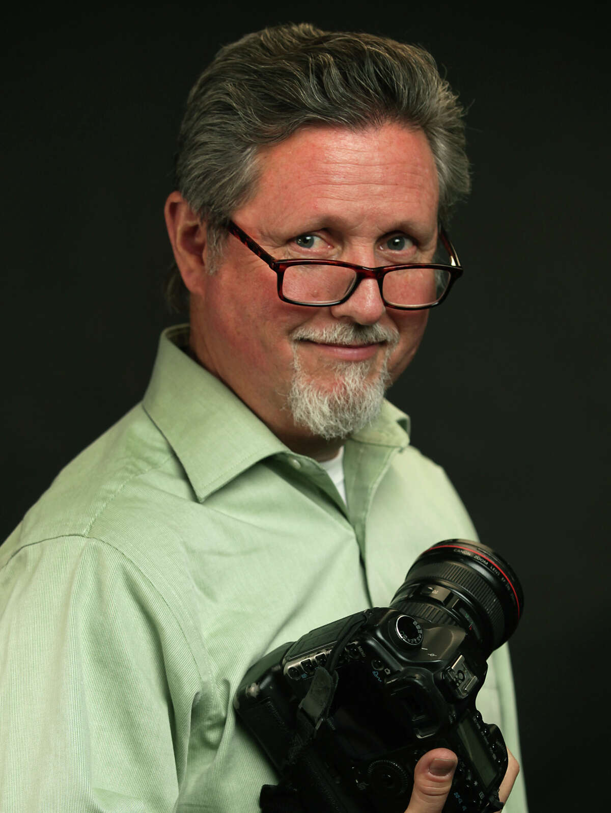 Staff photographer Bob Owen