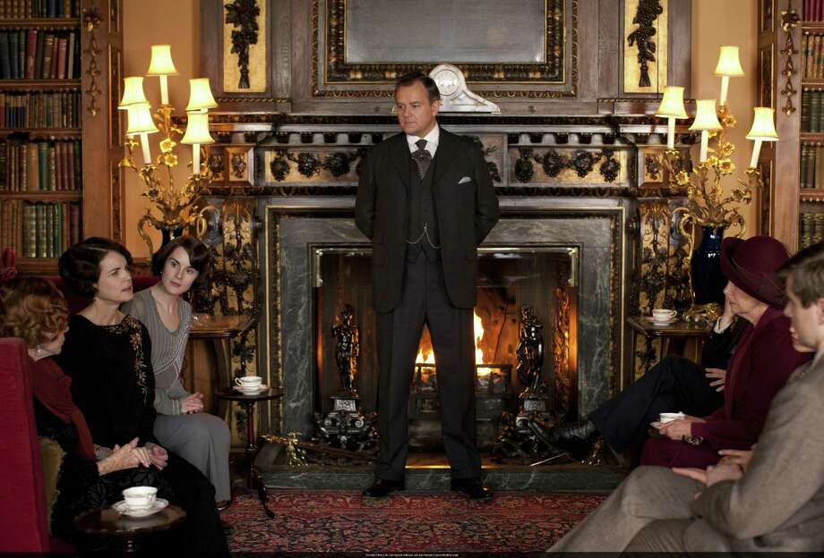 "Connecticut Public Television is offering a free advance preview screening of the first episode of the new season of ""Downton Abbey"" on Saturday, Jan. 5 at the Warner Theatre in Torrington. Photo: Contributed Photo"