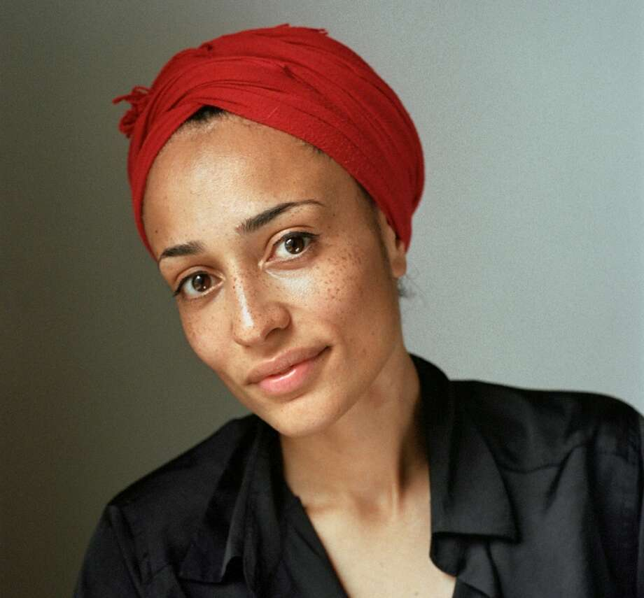 Zadie Smith (Roderick Field)