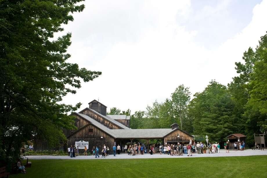 Historic Ted Shawn Theatre at Jacob's Pillow; photo Christopher Duggan
