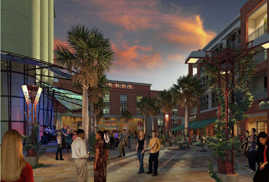 For most of 2012, the City Council debated the city's role in offering incentives to developers of downtown housing. The $5 million incentive package for the second phase of Blue Star Arts Complex was the final discussion on the topic. Photo: Courtesy Illustration / The NRP Group LLC