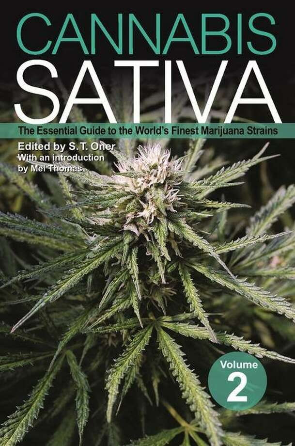 Green Candy Press of San Francisco's Cannabis Sativa Vol. 2 takes readers on a journey through the psychedelic, speedy species.