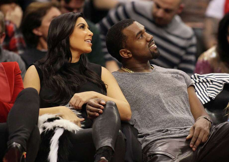 Worst: Kanye West and Kim Kardashian Photo: Victor Decolongon, Getty Images / 2012 Getty Images