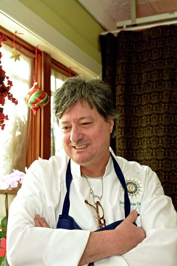 On December 21, 2012, French chef Jean-Louis Gerin closes his Restaurant Jean-Louis after 30 years to become vice president of Culinary Operations and Executive Chef at the New England Culinary Institute in Montpelier, Vermont. Photo: Picasa, Jean-Francois Bulycz