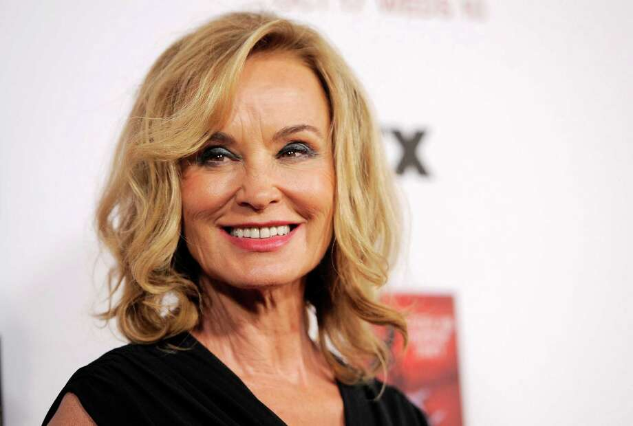 "Jessica Lange, long known as a leading lady, says ""American Horror Story"" offers her ""a whole new exposure."" Photo: Invision / Invision"