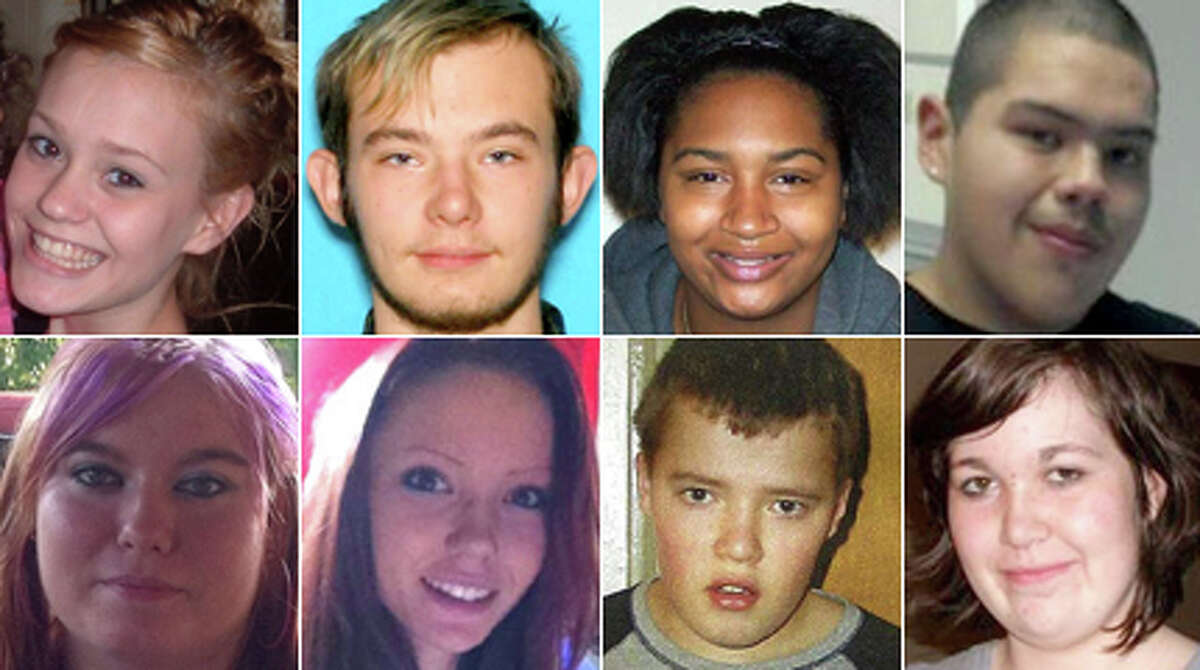 Click through these photos for a look at the Washington's missing children.