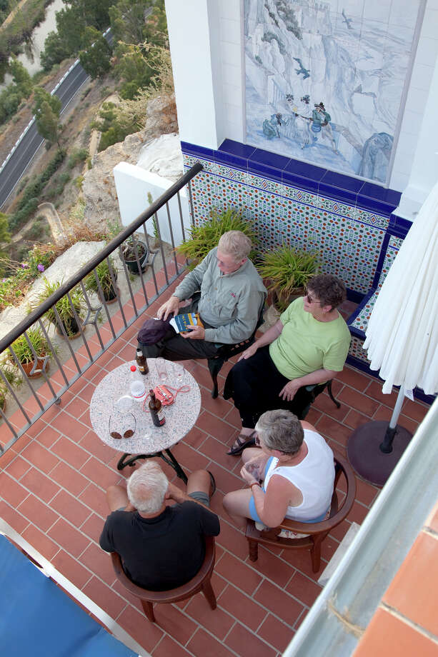 For groups of friends, renting an apartments or house is a fun, more sociable option. Photo: Dominic Bonuccelli, Ricksteves.com
