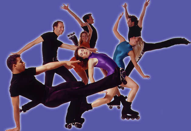 The New York Express Roller Dance Company will get First Night Westport rolling Monday afternoon, skating along the Post Road  into downtown Westport ahead of the Dragone Classic Car Parade at the 4 p.m. kick off of the New Yearís Eve festivities. Photo: Contributed Photo / Westport News contributed