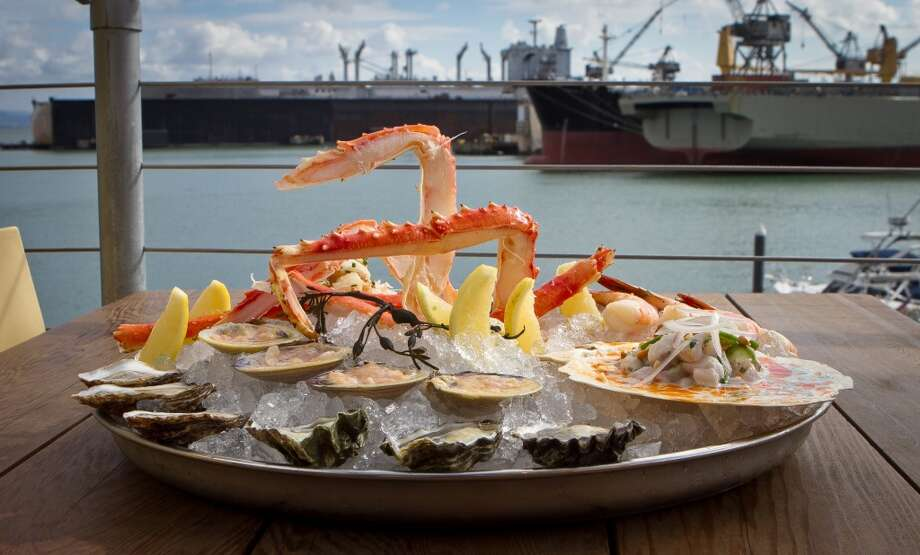 Mission Rock Resort, 2 stars: Seafood tasting tour ($75, for 2-4 people)