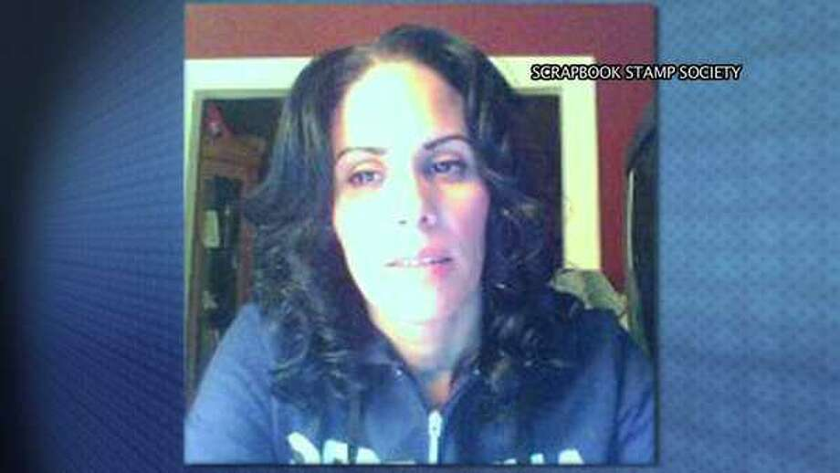 ( scrapbookstampsocietycommunity.ning.com ) Nouel Alba, 37, of the Bronx was charged with lying to FBI agents in connection with their investigation into a fraudulent fundraising scheme related to the Newtown school shooting. Photo: Contributed Photo / Connecticut Post Contributed