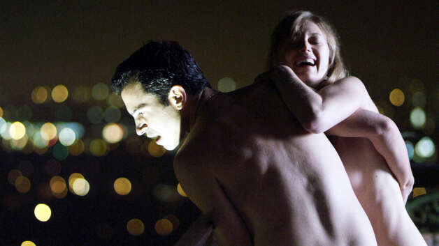"Chris Messina and Marin Ireland in ""28 Hotel Rooms"" (Oscilloscope)"