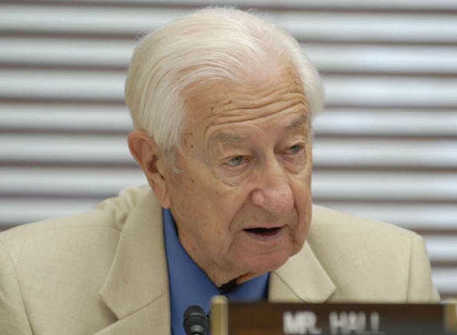Rep. Ralph Hall (Meredith McDermott / Hearst Newspapers)