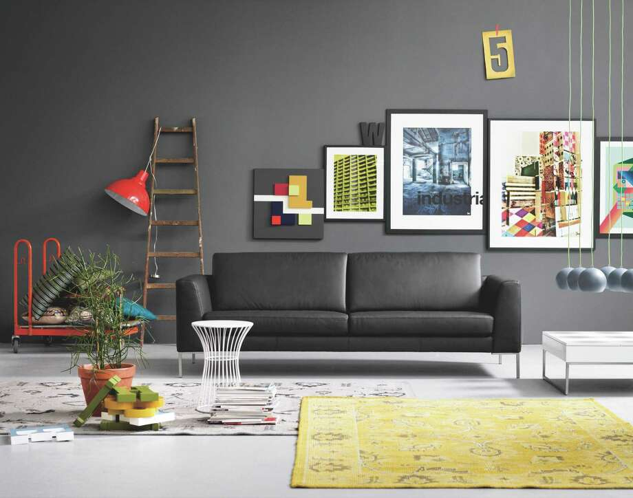 During BoConcept's January Design Sale, which runs through Jan. 31, the high-end brand s newest modular and customize-able sofa, the Lagoni (from $1,495), is available exclusively. Photo: Style Buzz Home / BoConcept