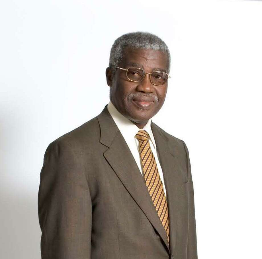 Egbert Imomoh is incoming 2013 president of the Society of Petroleum Engineers.