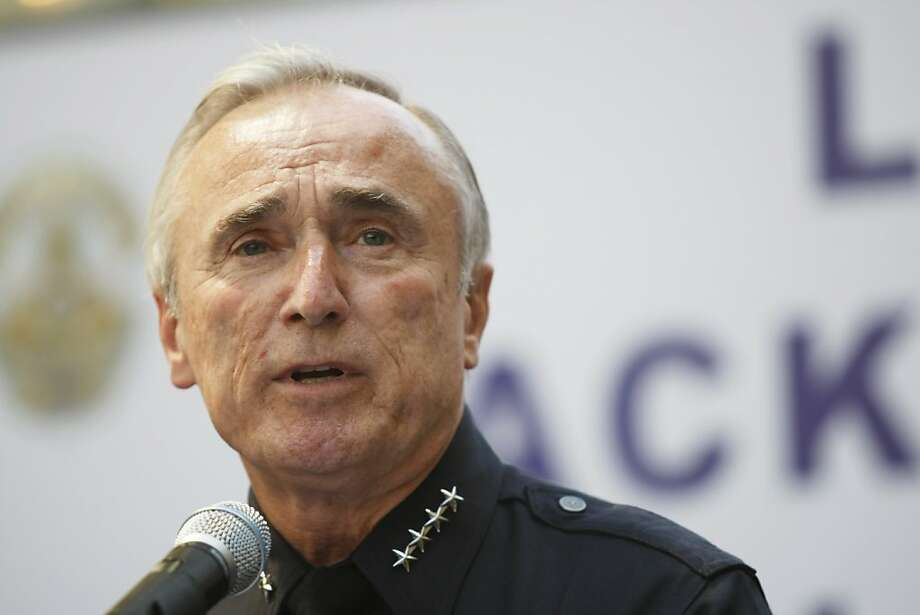 William Bratton will be a good addition to the Oakland Police Department, the mayor says. Photo: Philip Scott Andrews, ASSOCIATED PRESS