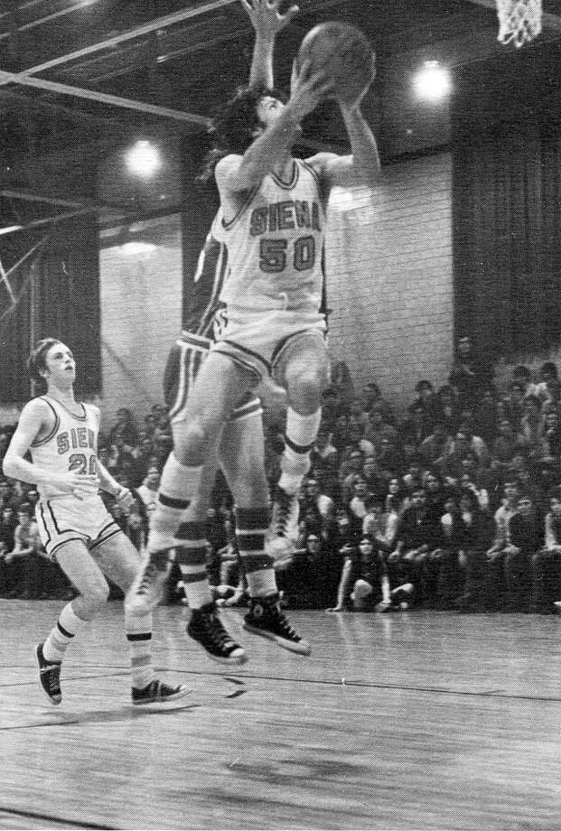 Former Siena star Fred Shear, who graduated in 1973. (Siena sports information)