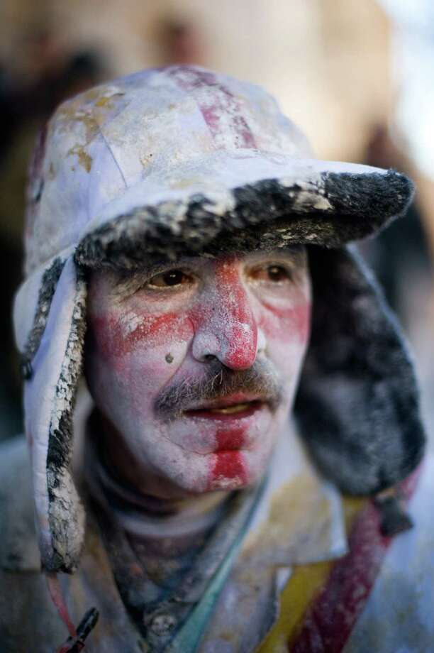 After-action portrait. (Photo by David Ramos/Getty Images) Photo: David Ramos, Ap/getty / 2012 Getty Images