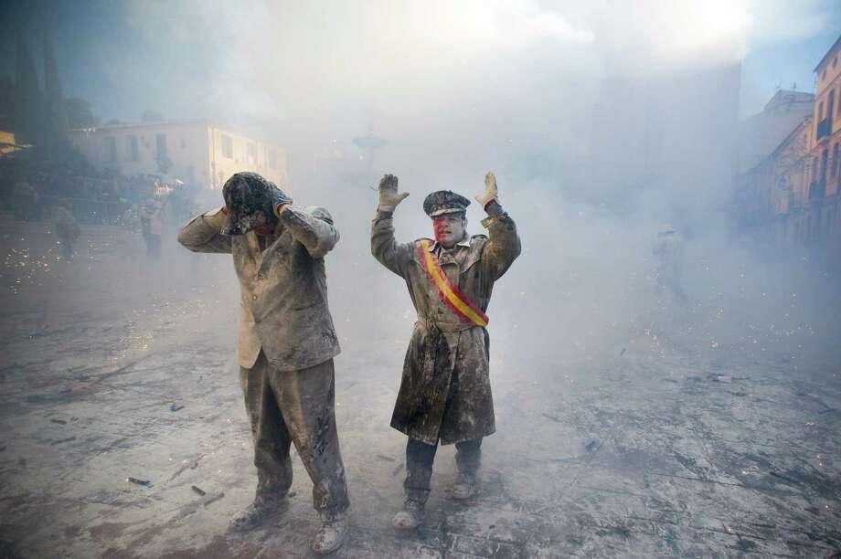 So are uniforms. (Photo by David Ramos/Getty Images) Photo: David Ramos, Ap/getty / 2012 Getty Images