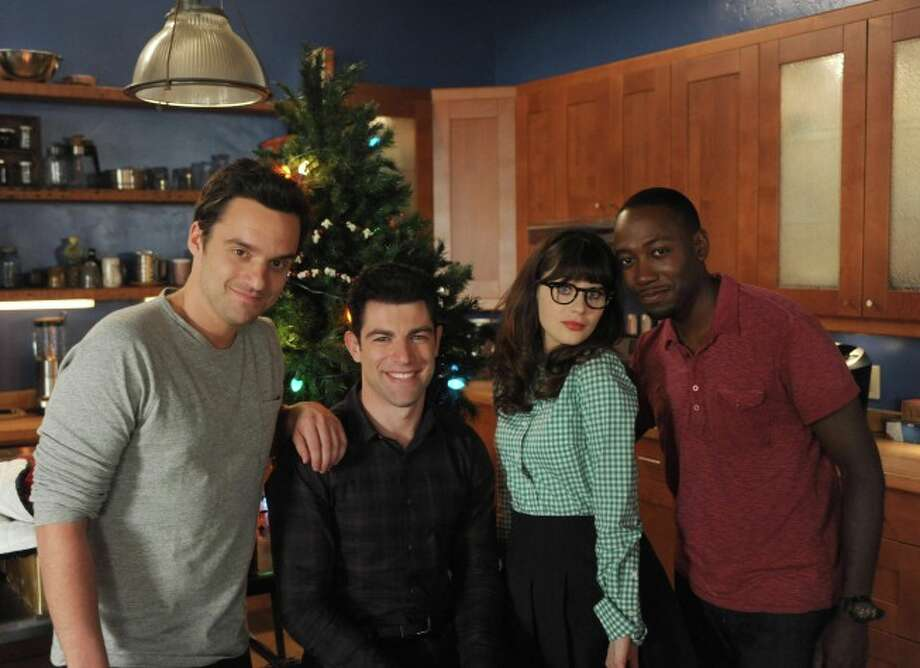 "Favorite Network TV Comedy: ""New Girl"""