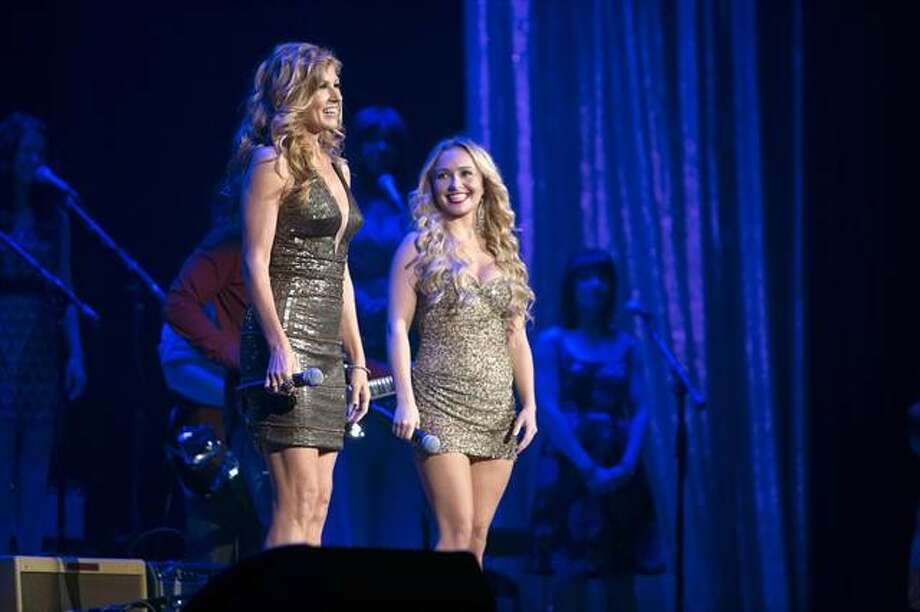 Honorable Mention: Nashville: Yes, yes, the political subplot and maneuverings feels tacked-on and a bit broad, but you can't deny the acting genius that is Ms Connie Britton, and Hayden Panettiere finally has the bad girl role she was born for as the scheming Juliette Barnes. Add to this some amazing original music that even a non-country music fan can love, and you've got yourself a fun melodrama. Nashville airs Wednesdays at 9 p.m. on ABC Photo: Chris Hollo, ABC / © 2012 American Broadcasting Companies, Inc. All rights reserved.