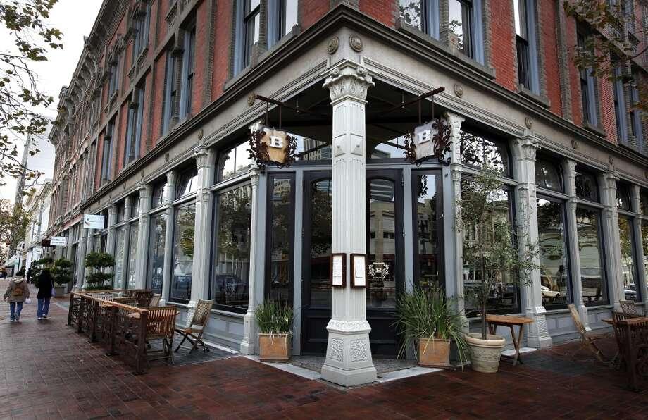 B Restaurant, Oakland