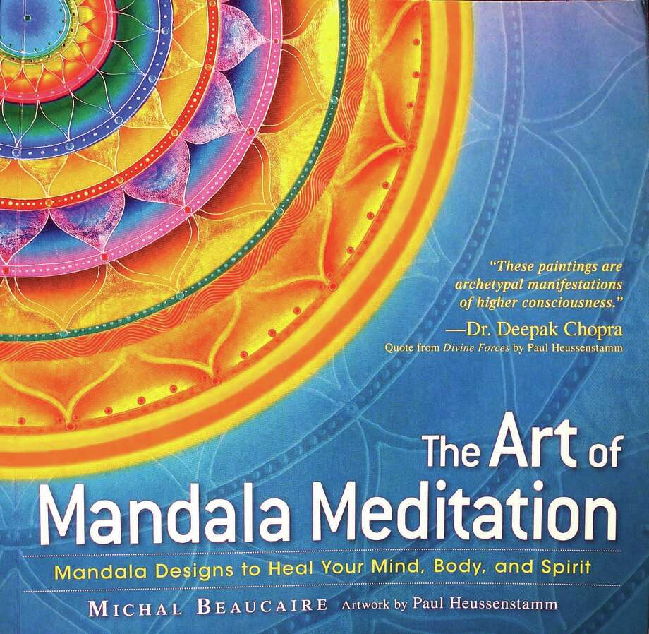 """The Art of Mandala Meditation,"" by Michal Beaucaire, Published by F+W Media Photo: Picasa"