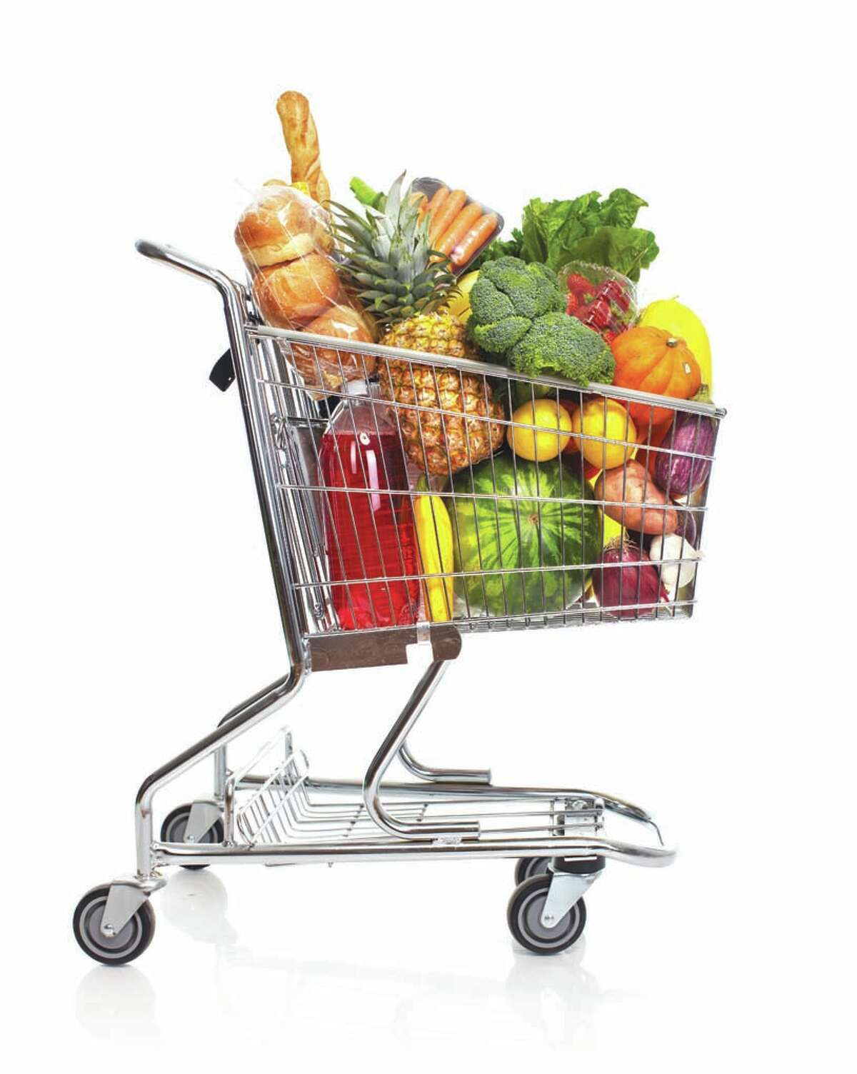 Make healthy swaps at the grocery store (Fotolia)