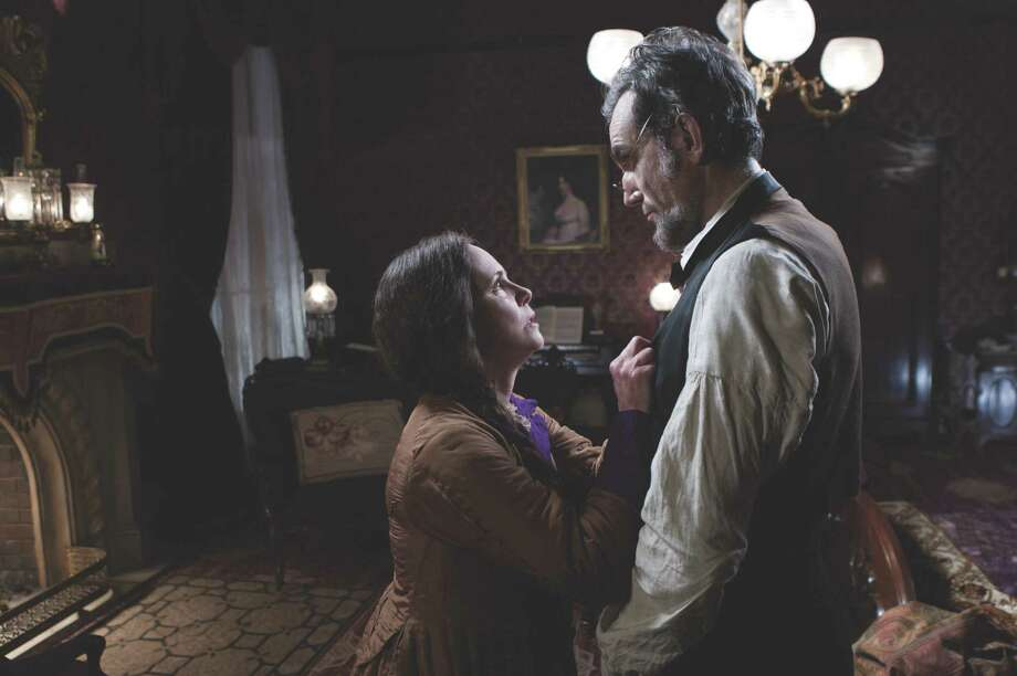 "David James/DreamWorks II Distribution Co., LLC  President Lincoln (Daniel Day-Lewis) tells his wife Mary Todd Lincoln (Sally Field) about the haunting dreams he's had in this scene from director Steven Spielberg's drama ""Lincoln"" from DreamWorks Pictures and Twentieth Century Fox."