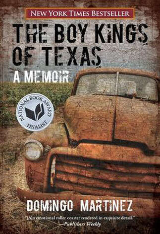 """The Boy Kings of Texas"" for best books of 2012"