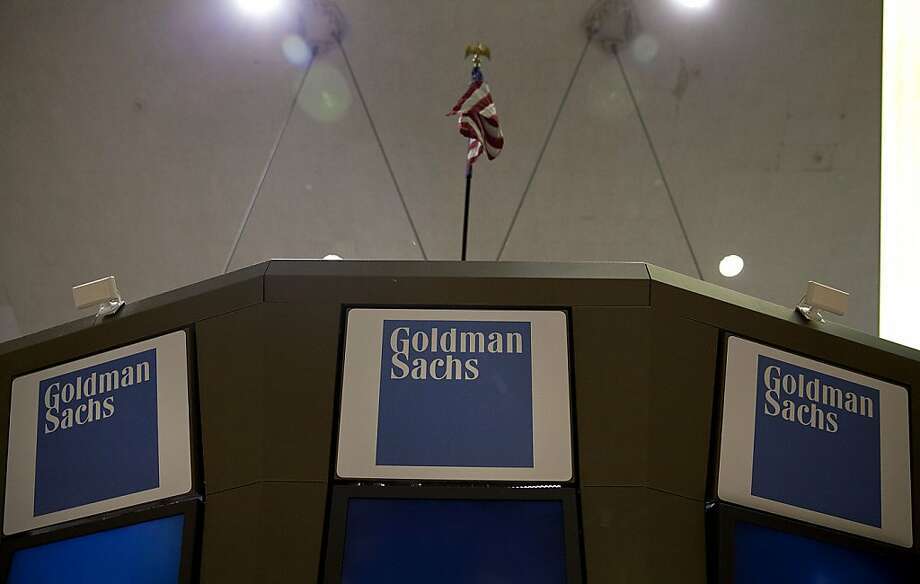 Goldman Sachs was again the busiest adviser on takeovers, with $542 billion of deals. Photo: Jin Lee, Bloomberg