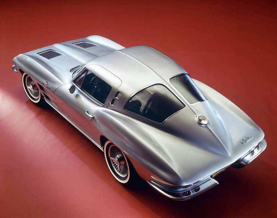 1963 Chevrolet Corvette Sting Ray Coupe. Photo: Wieck
