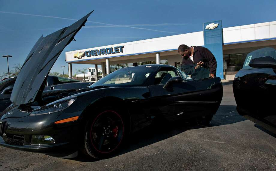 A 2012 Chevrolet Corvette. Photo: Daniel Acker, Bloomberg / © 2012 Bloomberg Finance LP
