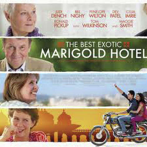 """The Best Exotic Marigold Hotel""  is one of the ""Best of 2012"" movies, according to reviewer Susan Granger. Photo: Contributed Photo / Westport News contributed"