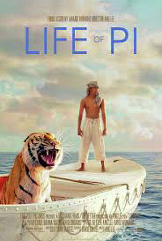 """Life of Pi"" is one of the ""Best of 2012"" movies, according to reviewer Susan Granger. Photo: Contributed Photo / Westport News contributed"
