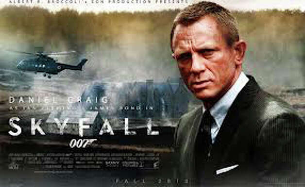 """Skyfall,"" the latest James Bond adventure, is one of the ""Best of 2012"" movies, according to reviewer Susan Granger. Photo: Contributed Photo / Westport News contributed"