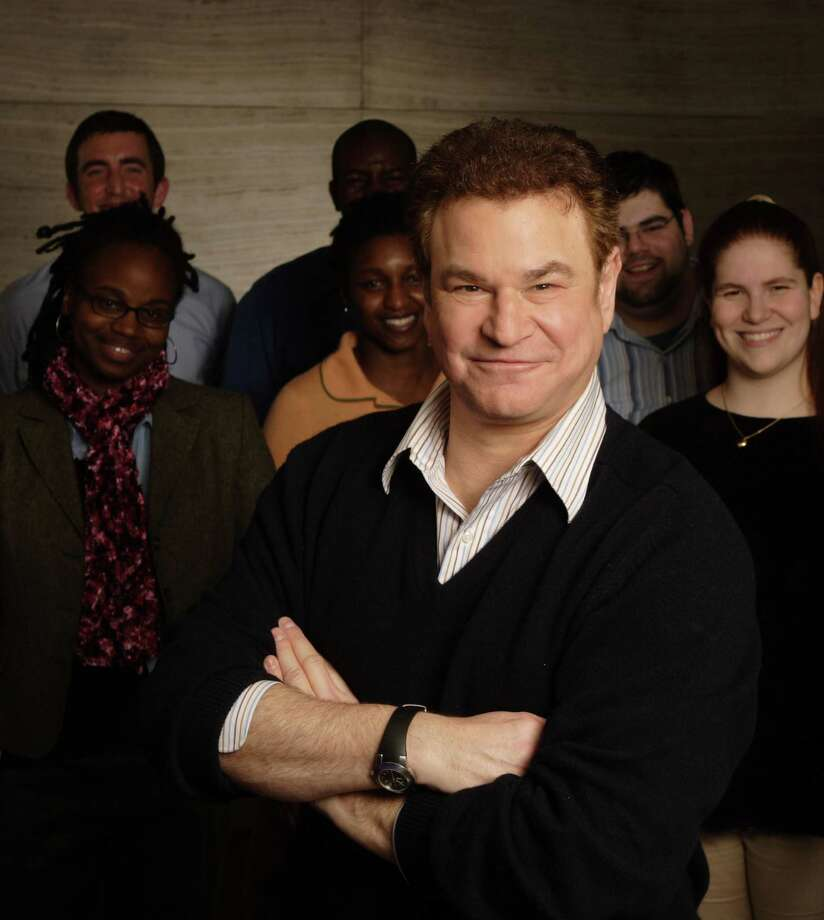"Robert Wuhl comes full circle with the production of his play, ""Hit-Lit,"" at University of Houston's Jose Quintero Theatre. The play opens Thursday. Photo: Handout"
