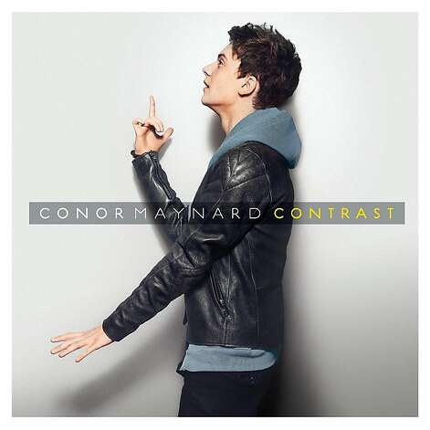 Conor Maynard, 'Contrast.' Photo: Emi