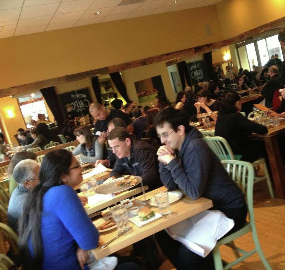 Campo Pizzeria, Palo Alto (Facebook)
