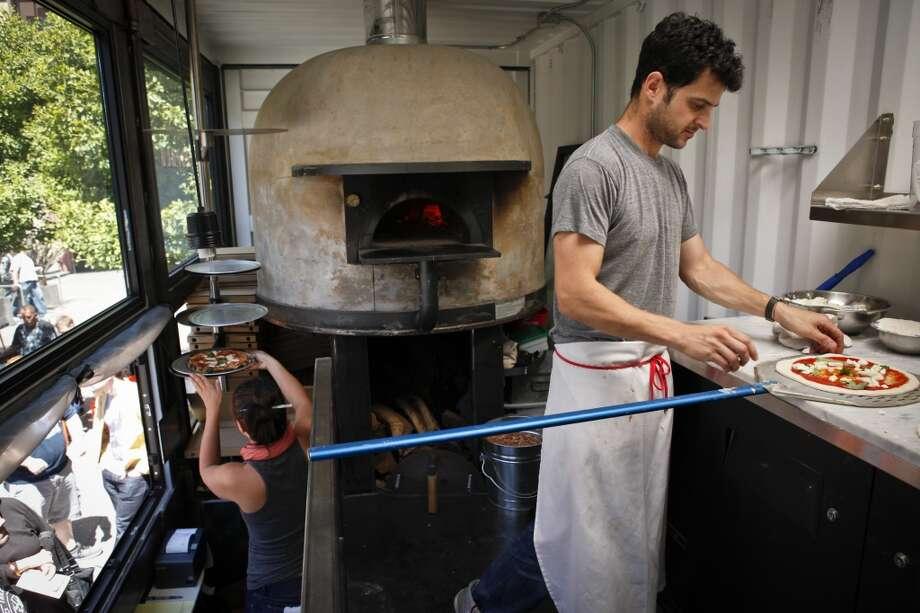 Pizza Del Popolo