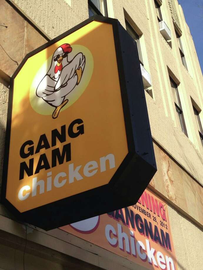 Gangnam Chicken, San Mateo