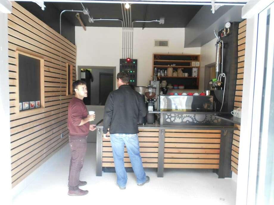 Machine Coffee and Deli (Facebook)