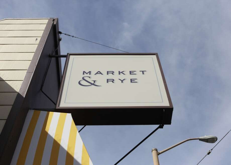 Market & Rye (two locations: West Portal and Potrero Hill)
