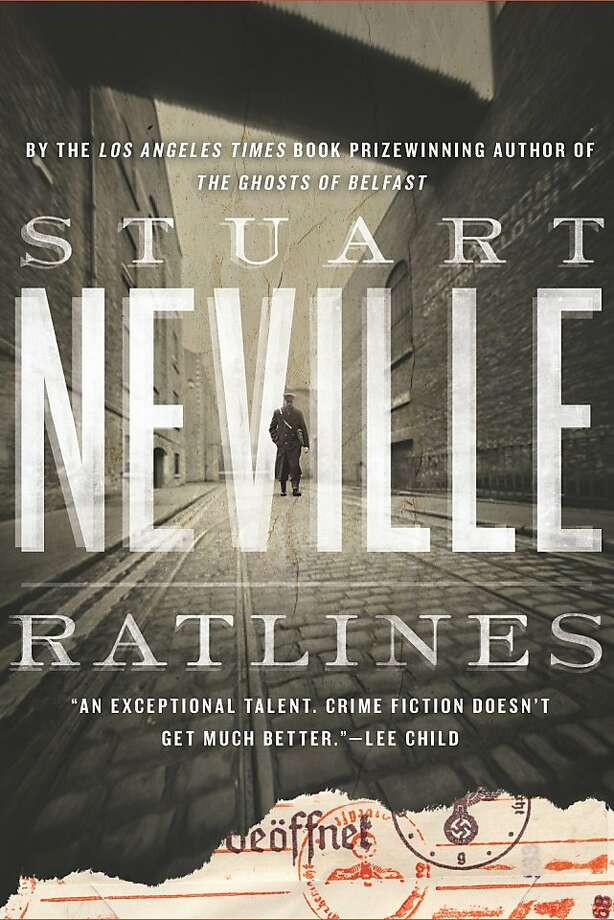 "Stuart Neville's ""Ratlines"" Photo: Martin Hughes"