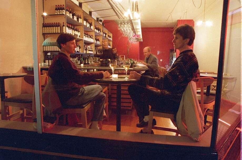 Eos Wine Bar