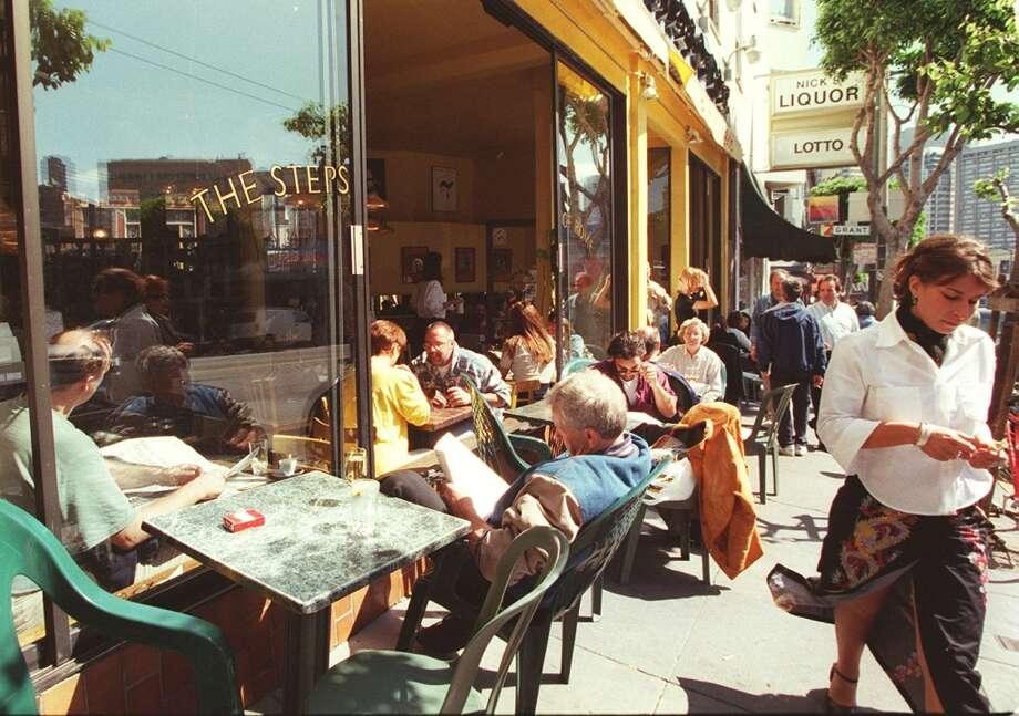 Steps of Rome Caffe
