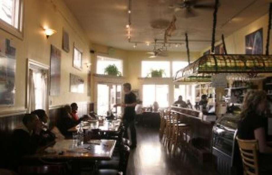 Cafe Gratitude (Mission location)