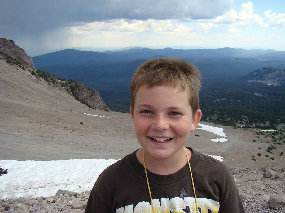 Tommy Botell was 9 when he was crushed by a retaining wall in Lassen Volcanic National Park. Photo: -, Botell Family Lawyers