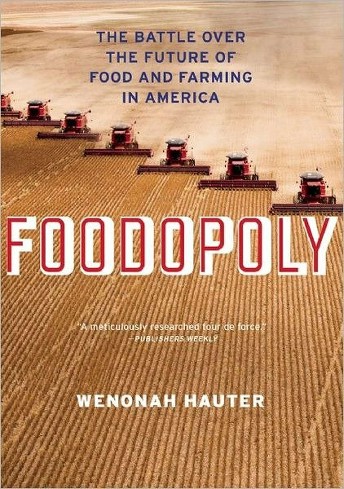 book cover for foodopoly