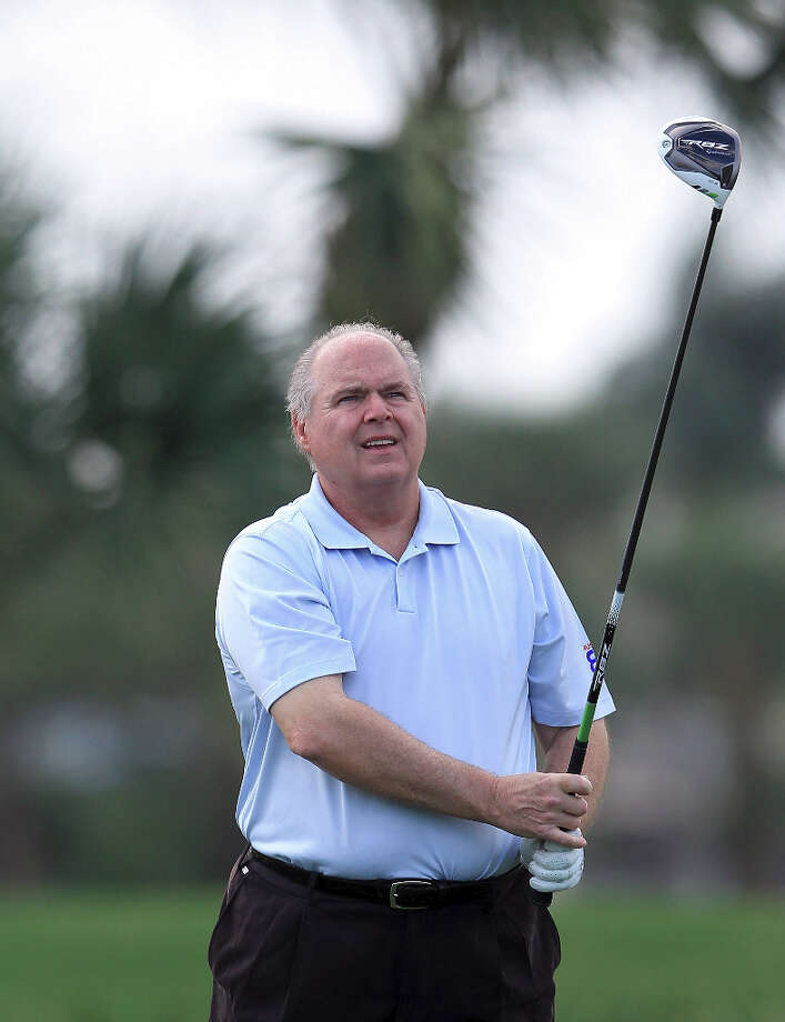 Rush Limbaugh. Limbaugh called Georgetown Law student Sandra Fluke a slut, a prostitute and round-heeled for testifying before members of Congress that contraception should be part of health care plans offered by employers. The mound of sound lost millions in advertisers' dollars.. (Getty Images) Photo: David Cannon / 2011 Getty Images